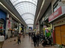 高知市の商店街をぶら〜り。