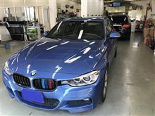 BMW 3 フィルム施工