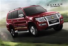 2019 款 三菱 帕杰罗 ( Mitsubishi Pajero ) 正式 上市 - 配置 小幅 升级 : 中国 ・・・・