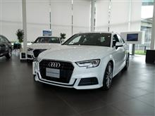 Audi A3 S line techno limited