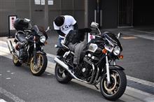 国道308号暗峠~奈良若草山 親子ツーリング