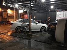 フィリピンでの洗車