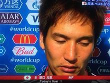 2018ワールドカップ ベルギーvs日本