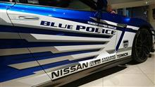 BLUE POLICE・・・