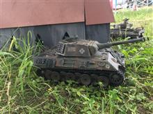 RC戦車オフ開催しますd(^_^o)