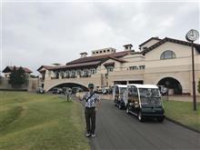 グランディ那須白河ゴルフ倶楽部でラウンド^ ^