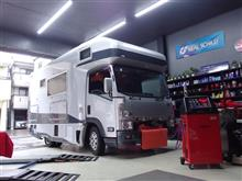 キャンピングカーの冷房能力もグレードアップ「スナップオン/エアコンサービスステーション」