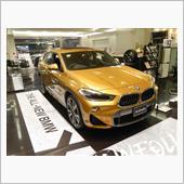 BMW  X2  チェックし ...