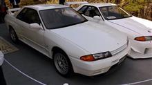 この車(GTR)がイイね!って、オレが言ったから