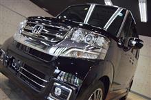 「ハイトワゴンタイプ軽自動車、人気の火付け役」ホンダ N-BOXのガラスコーティング【リボルト松本】