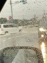 大雨被害|・ω・)