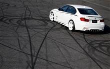BMW320 F30 ROWENコンプリート 販売加速!