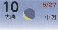 月暦 7月10日(火)