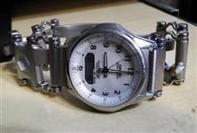 マルチツール・ブレスレットを時計に合体!