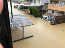 岡山 水害 LSの最期