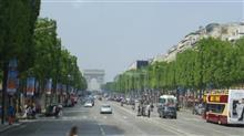 ドイツ・パリ旅行(パリ編)