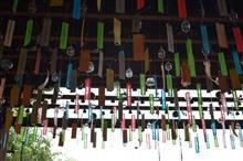 風鈴のお寺