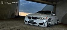 ユーズドコンプリート BMW M4 ROWENコンプリート 好評!