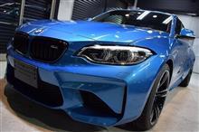 「特徴」BMW M2のガラスコーティング【リボルト神戸