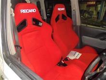 2018年6月末 ワゴンR SSR&RECARO装着
