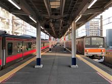 武蔵野線と京葉線