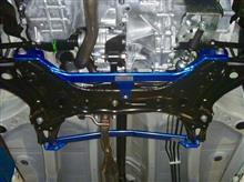 HA36S アルトワークスのボディ補強