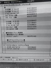 13日の金曜日( ; ゜Д゜)