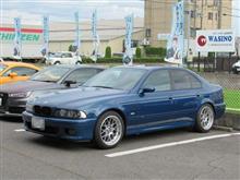 サスペンションリフレッシュ...BMW E39 525 ザックス パフォーマンスプラス