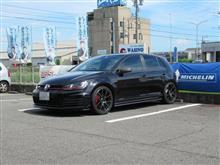 メンテナンスは大事...ゴルフⅦ GTI FUCHS C3 VW認証エンジンオイル