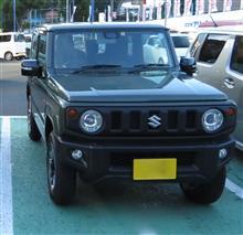 新型 ジムニー(JB64)5MT 試乗車で走り、購入⭐️