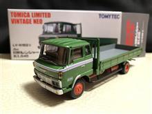 グリーンの日野レンジャーKL-SD納車