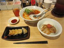 (一風堂) から麺 ハカタノチカラメシ 一口餃子
