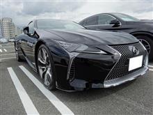 アメリカにて、販売促進のため7月31日までレクサス「LC500/LC500h」が約55万円引きに