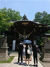 ☀真夏の神社巡り⛩️