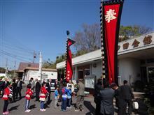 弾丸ツーリング「伊勢の森神社大祭」