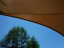 霧ヶ峰で2泊キャンプ