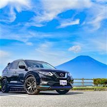 富士山へドライブ