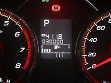 CO7、30000キロになりました。