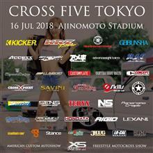 CROSS FIVE vol,57 TOKYO