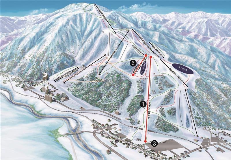石打丸山スキー場、リフトおよび付帯設備の大改修プロジェクト