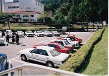 この頃の駐車場は楽しかったですね(遠い目)
