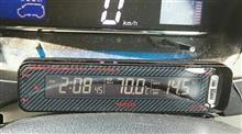 車内温度70℃!