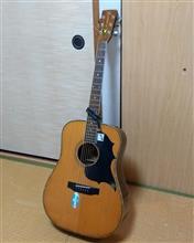 ギターの弦を張り替えました♪