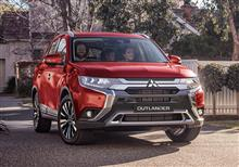 "2019 Mitsubishi Outlander TV-CM - "" Outlander 19MY is here "" : Australia ・・・・"