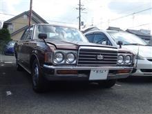 そうだ京都・・・の現役旧車・・・クラウン