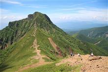 思い付きな赤岳(写真は阿弥陀)