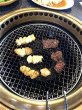 暑い日は焼肉フィーバー