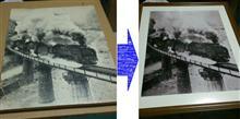 昔の写真をデジタル複製---