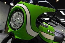 Zの血統を継ぐカフェレーサー!カワサキ・Z900RS CAFEのバイクコーティング