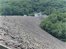 玉原ダムのダムカードをゲット!